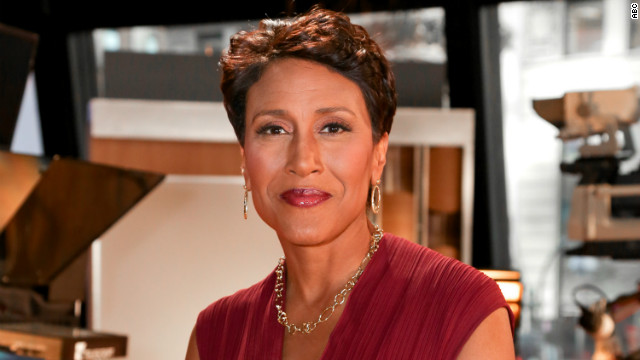 Robin Roberts had a bone marrow transplant in September to treat myelodysplastic syndrome.