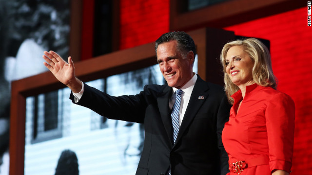 Romney gets chance to sell himself