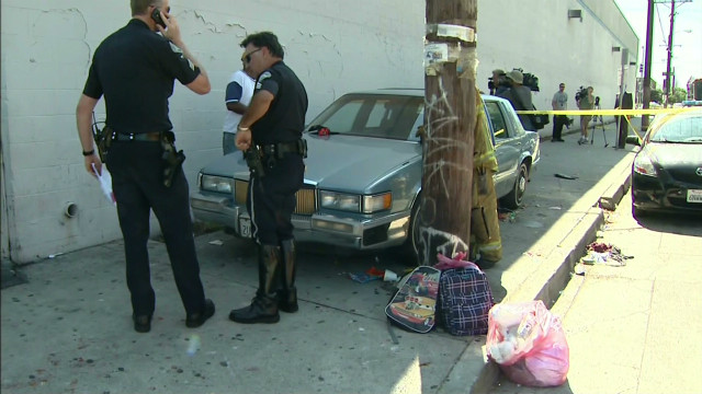 Los Angeles Car Accident: Police: 100-year-old Driver Hits 11 People In Los Angeles