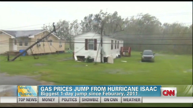 Isaac damages could reach $1.5 billion