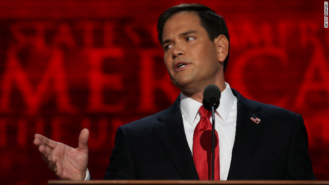 Rubio: Obama is a bad president