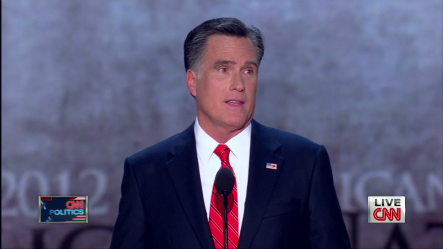 Romney reflects on growing up Mormon