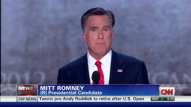 Voters weigh in on Romney's speech