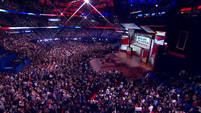 A look back at the 2012 RNC