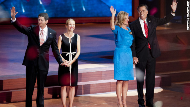 Did Romney-Ryan's RNC strategy work?