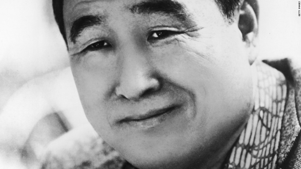 Moon, pictured in an undated headshot, was imprisoned in North Korea during the Korean War before being freed by the allies. He was a strong supporter of Republican politicians in the United States.