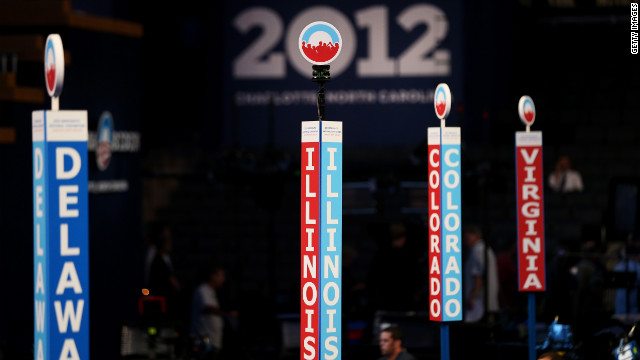 The DNC, hosted in Charlotte, North Carolina will continue Wednesday night featuring former-President Bill Clinton.