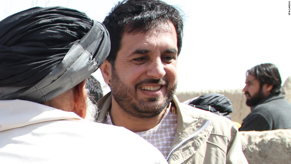 Asadullah Khalid, Afghanistan's minister of tribal and border affairs, has come under scrutiny for alleged human rights abuses. The allegations stem from his time as governor of the rough Kandahar province.