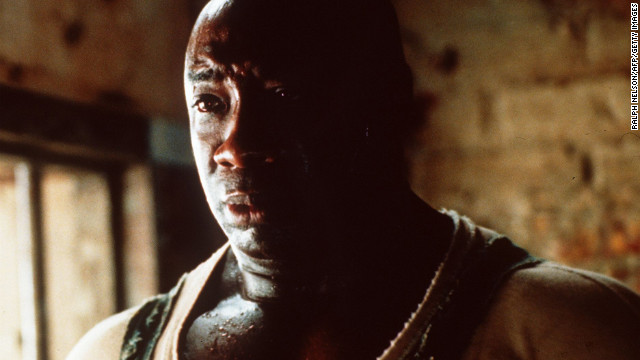 """Michael Clarke Duncan earned an Oscar nomination for his role as John Coffey in """"The Green Mile."""""""
