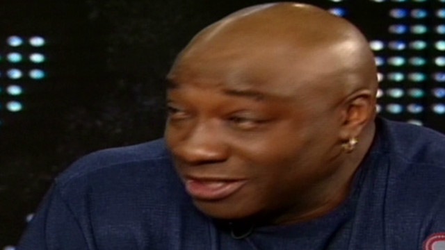 2000: Michael Clarke Duncan talks fame