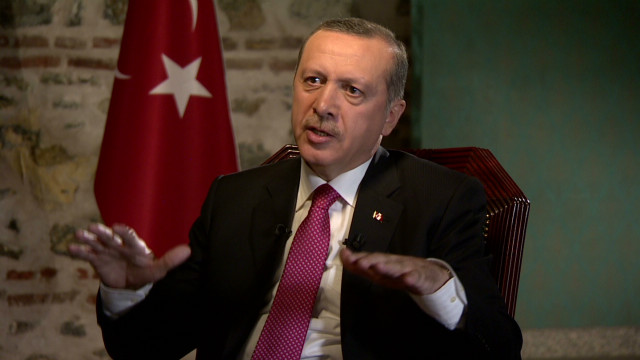 Erdogan: U.S. lacks initiative on Syria