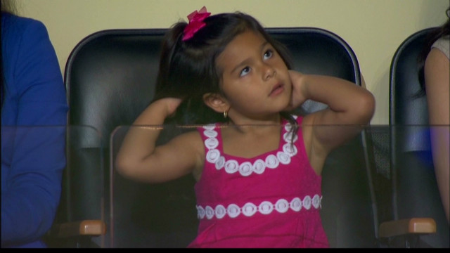 Castro's daughter flips hair into fame