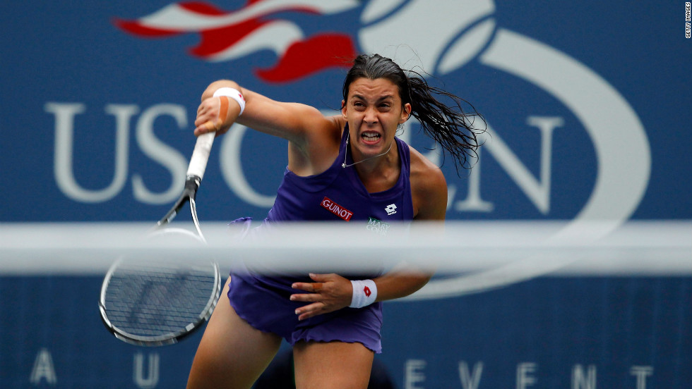 Bartoli reached the quarterfinals of the 2012 U.S. Open, and the same stage of the Australian Open in 2009.