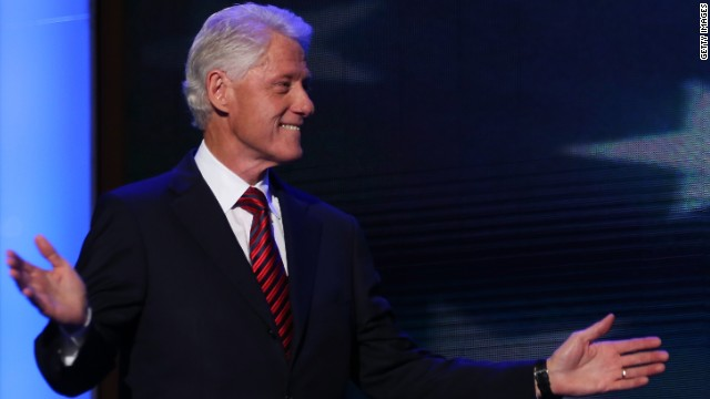 Clinton: 5 ways world is getting better