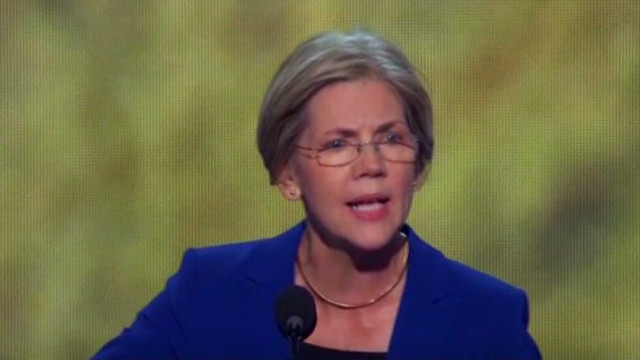 Elizabeth Warren: The system is rigged