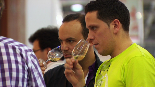 Wine producers tap into China's taste for wine