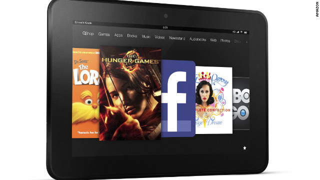 2012: Kindle tablet targets iPad