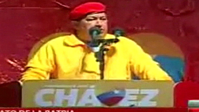Chavez looks to change his image