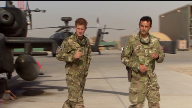 Prince Harry Afghanistan foster_00021005