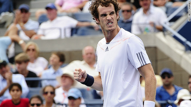 Andy Murray battled the No.6 seed, Tomas Berdych and the wind to secure victory in the semifinal at Flushing Meadows