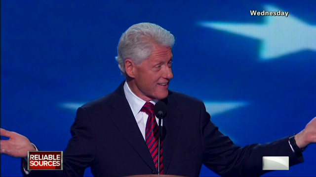 Clinton steals show at DNC