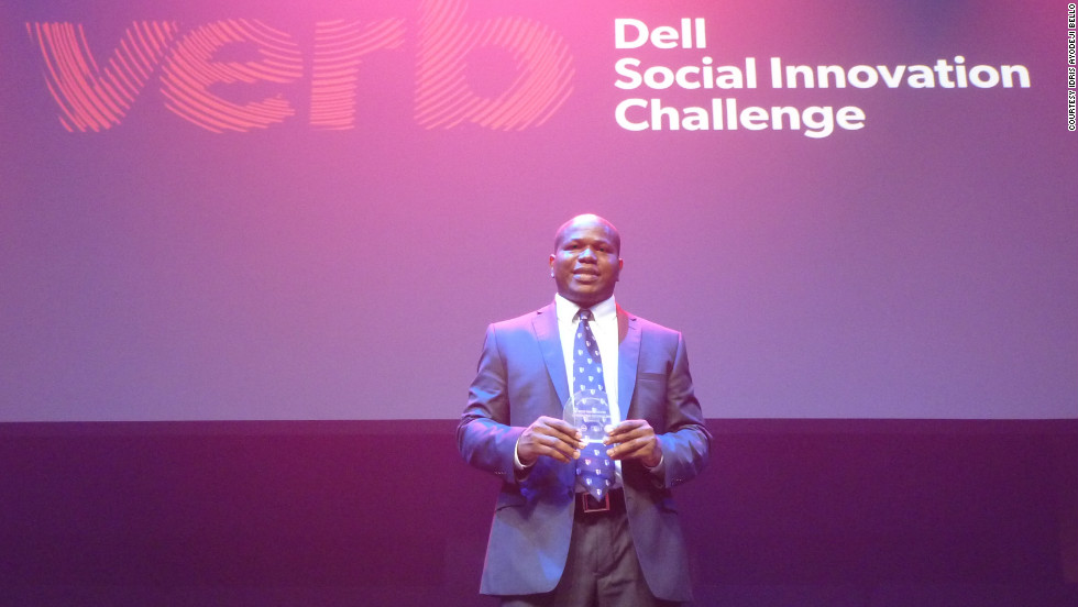 Bello has founded AfyaZima, a startup bringing low-cost health technologies to developing countries. AfyaZima won the 2012 Dell Technology Award for Blood Pressure MCuff.