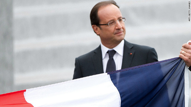 "François Hollande risks becoming  the ""Jimmy Carter of the French left"", commentators say, referring to the former U.S. president."