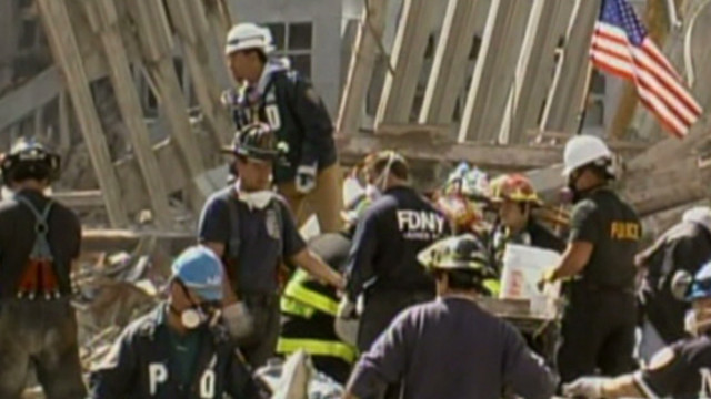 9/11 1st responders get cancer coverage