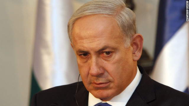 Israeli Prime Minister Benjamin Netanyahu says sanctions on Iran are having a partial impact.