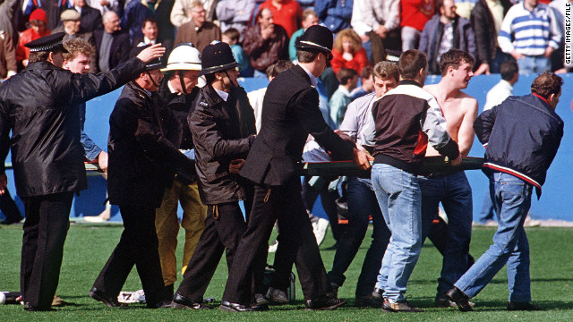 Hillsborough stadium tragedy explained