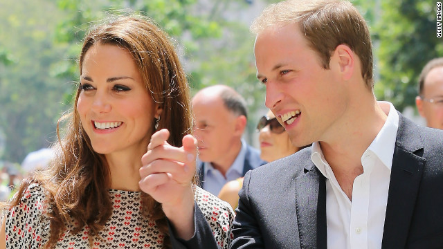 UK royal couple head to Malaysia