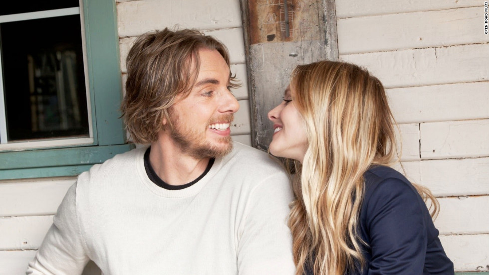 "Kristen Bell and Dax Shepard appeared together in 2010's ""When in Rome"" and 2012's ""Hit and Run,"" which Shepard also wrote and co-directed. The pair later welcomed their first child, daughter Lincoln, in 2013, the same year they tied the knot."