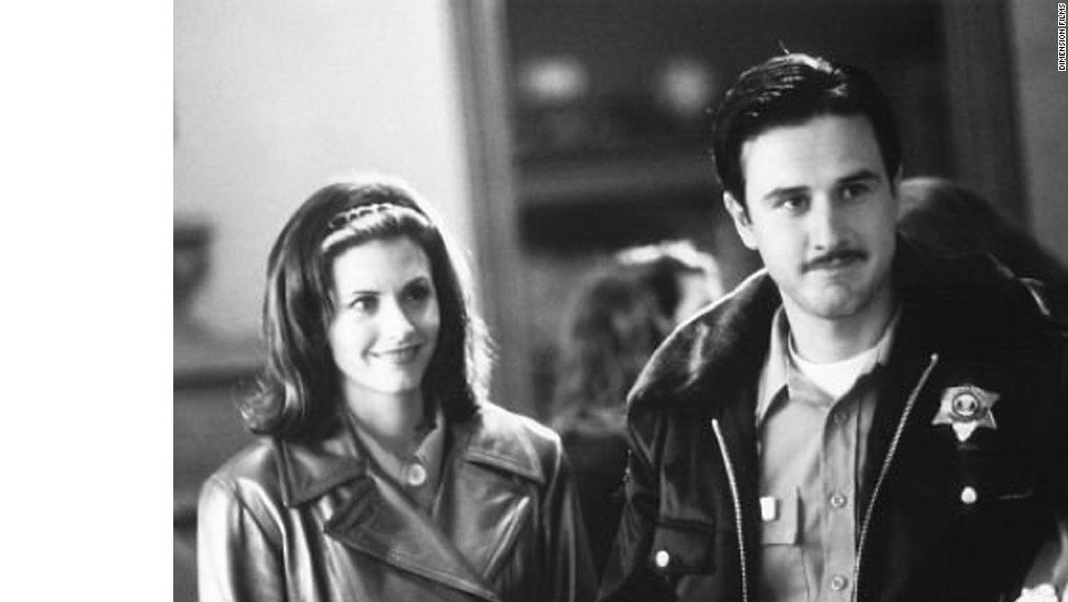 "Courteney Cox and David Arquette met while filming ""Scream"" in 1996. The pair tied the knot in 1999, but they have since divorced. They have one daughter together."