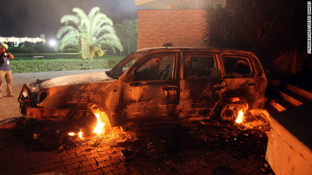 Seeking justice after Benghazi attack