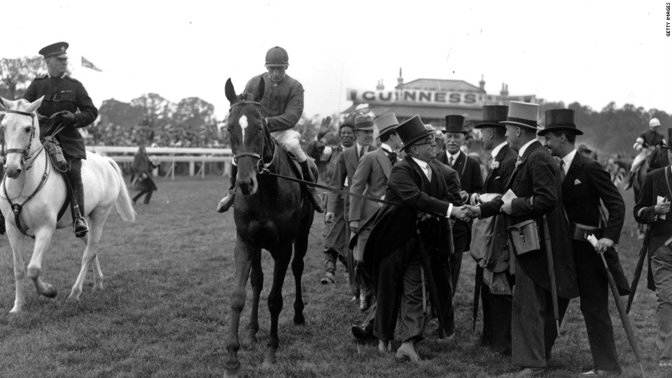 Bahram won the Triple Crown 35 years before Nijinksy. Nowadays, very few horses even attempt the Triple Crown due to the extreme versatility required to win races ranging from one mile to one-and-three-quarter miles.
