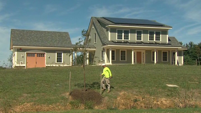 Home uses less energy than it produces