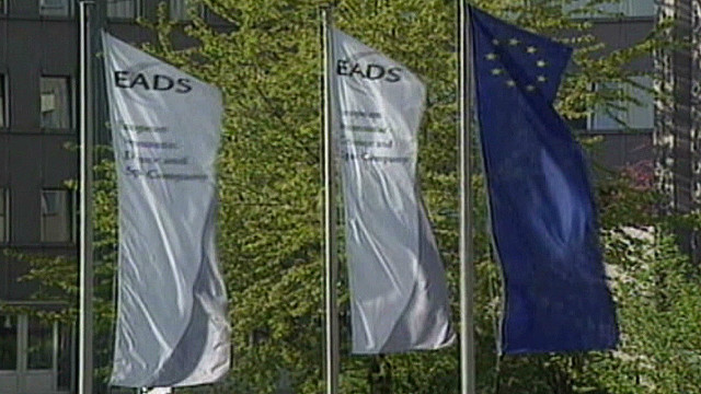BAE, EADS in merger talks