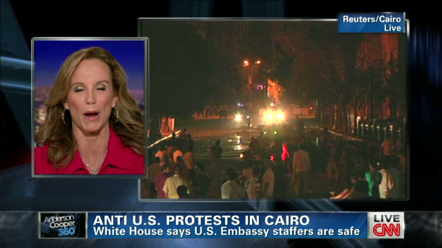 America's mixed message to Egypt