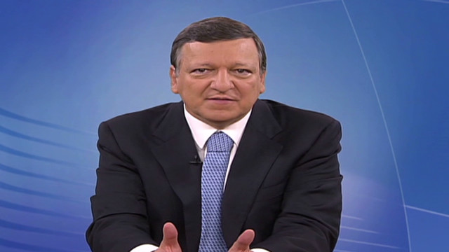 Barroso: No doubt about Greece in EU