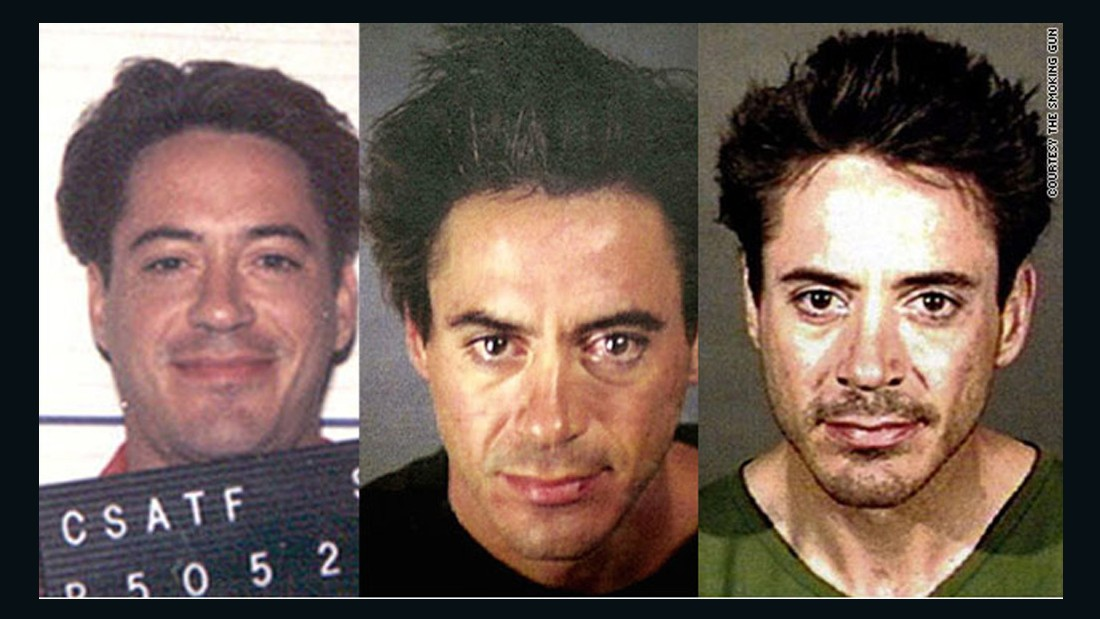 Hollywood celebrity drug users