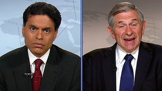 Wolfowitz on protests in the Middle East _00001703