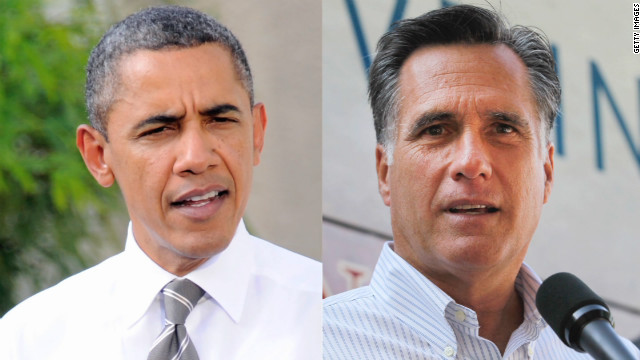 Obama: 'The real Mitt Romney'