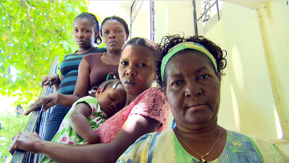 "Malya Villard-Appolon is a rape survivor dedicated to supporting victims of sexual violence in Haiti. In 2004, she co-founded KOFAVIV, an organization that has <a href=""http://www.cnn.com/2012/04/26/world/americas/cnnheroes-villard-appolon-haiti-rape/index.html"">helped more than 4,000 rape survivors</a> find safety, psychological support and/or legal aid. ""This encourages me to continue to fight on behalf of women and girls who are victims,"" she said. ""I hope it brings about a change for my country."" <a href=""http://www.cnn.com/2012/11/26/americas/gallery/heroes-villard-appolon/index.html"" target=""_blank"">See more photos of Malya Villard-Appolon</a>"