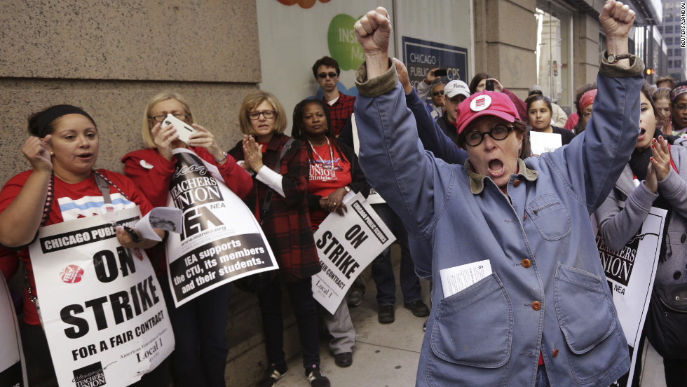 chicago public school strike A tentative deal reached late on monday between the chicago public schools (cps) and its teachers union averted a strike that had been scheduled for tuesday but the impact on the district's .