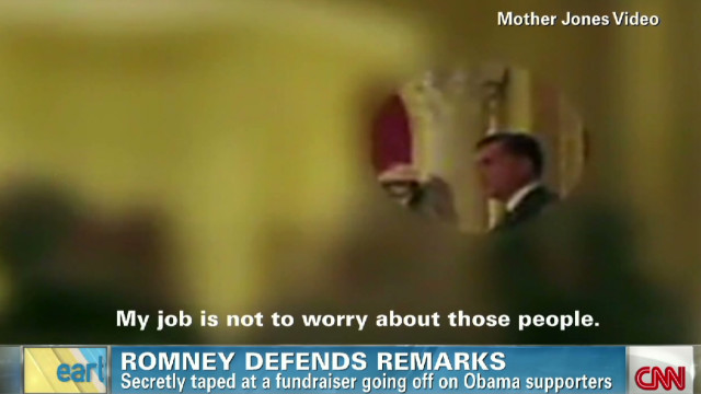 Fallout over new Romney video continues