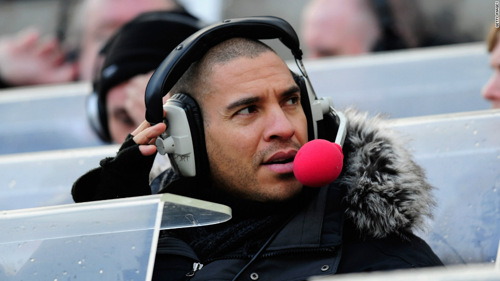 Former England and Liverpool striker Stan Collymore has been racially abused on Twitter on numerous occasions.