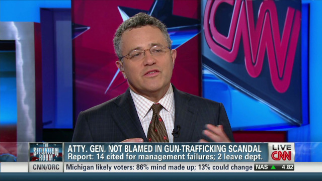 Jeff Toobin talks Supreme Court