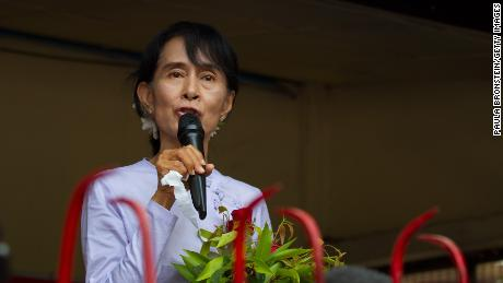 After a decade of freedom, Aung San Suu Kyi returns to detention a tarnished figure outside Myanmar