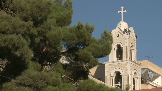 Christians in Syria live in fear