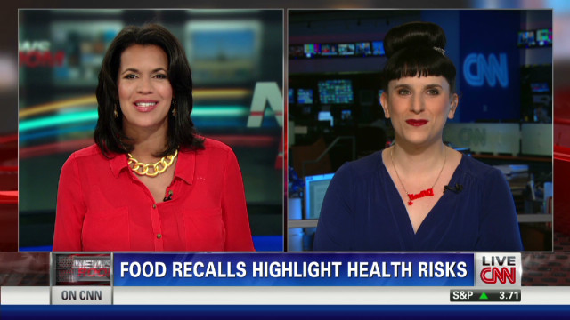 Total recall: how to keep your food safe